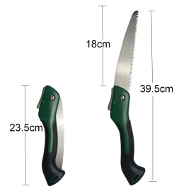 18cm (7 inch) Blade Small Hand Saw Portable Folding Pruning Saw (general type blade) For Trimming Wood Tree Garden Woodworking