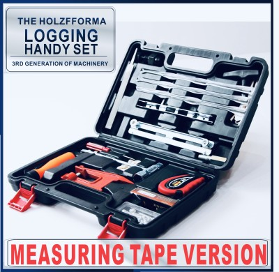 Measuring Tape Version Tool Set Logging Handy Set Flywheel Puller Piston Stop Chainsaw Bar Filing Stump Vise Chain File Sharpener 4.0mm 4.8mm 5.5mm Sharpening Kit Screws Nuts