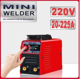 ZX7-225 220V 225A Mini Electric Welding Machine German IGBT DC Inverter ARC MMA Stick Welder With US Plug