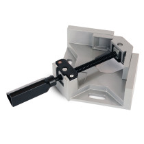 90 Degree Right Angle Clamp Single Handle Corner Frame Clamp Clip Woodworking Tools
