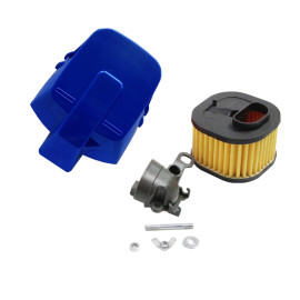 Air Filter Cover Intake Adpator For Husqvarna 362 365 372 372 XP Chainsaw