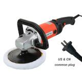 110V 1400W Multifunctional Electric Polisher Kit Variable Speed Regulation Polishing Machine WT US Plug