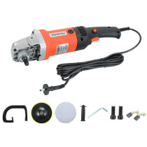 110V 1400W Multifunctional Electric Polisher Kit Variable Speed Regulation Polishing Machine WT US Plug