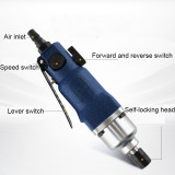 Straight Type Air Screwdriver Pneumatic Screw Driver Professional Industrial Tool
