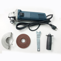 100mm 110V 60Hz Electric Angle Grinder 800W 11000 R-pm For Cutting Grinding WT US Plug