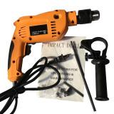 100-127V Electric Impact Wrench Torque Drill Equipment Tool 650W WT US Plug