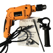 100-127V Electric Impact Wrench Torque Drill Equipment Tool 650W WT US Plug