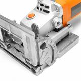230V 760W dégauchisseuse électrique travail du bois tenonage Biscuit Puzzle Machine Groover avec prise ue