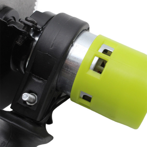 90W Electric Circular Saw Mini Corded Hand Held Grinder Cutting Tool With Blade 110V-240V AC Adapter & US Plug