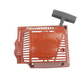 Recoil Rewind Pull Starter Start Compatible with Husqvarna 261 262 257 254 Chainsaw OEM 503 54 16 01