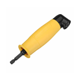 90 Degree Angled Electric Drill Right Angle Driver Reversible Ratchet Screwdriver Adapter