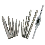 11 unidades 3 mm-10 mm broca extratora de parafuso danificada parafuso de parafuso de torneira de ferramenta de ferramenta de remoção de parafuso