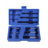 Ensemble d'extracteur de vis et de guide de foret 12pc Kit d'outils de retrait de fixation de boulon cassé