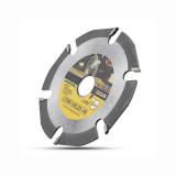 125mm*22mm 6T Circular Saw Blade Multitool Grinder Saw Disc Carbide Tipped Wood Cutting Disc