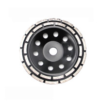 180mm Diamond Grinding Cup Wheel Disc Segment for Concrete Ceramic