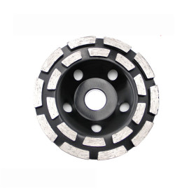 125mm Diamond Grinding Cup Wheel Disc Segment for Concrete Ceramic