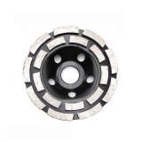 115mm Diamond Grinding Cup Wheel Disc Segment for Concrete Ceramic