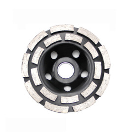 115mm Diamond Grinding Cup Wheel Disc Segment for Concrete Ceramic