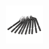 Burr Handle Shavebar Deburring Handle Tool Cutting tool With 10pcs Deburring Trimming Blade Cutter