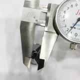 Ferramenta de chanfro externo de rebarbação de haste triangular e broca para remover rebarbas de ferramentas de reparo