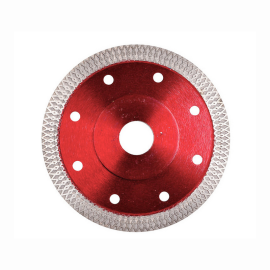 Disque de coupe tranchant en céramique de tuile de porcelaine de lame de scie en céramique de diamant de 105mm
