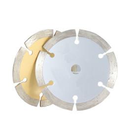 Disco de corte de lâminas de serra circular de diamante 85mm / 89mm Disco de serra de cerâmica para granito, mármore, concreto, pedra, disco de corte