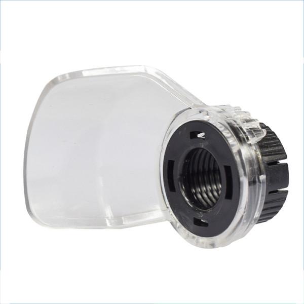 Prática Furadeira Elétrica Grinder Cover Case Mini Shield Rotary Power Attachment