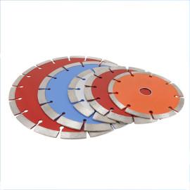 125mm / 155mm / 190mm / 230mm Disco de corte de lâminas de serra de diamante circular Disco de serra de cerâmica para granito, mármore e pedra