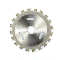 4''x20mm 40 Teeth Double-sided TCT Circular Saw Blade Compatible with Cutting Woodworking