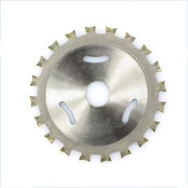 4''x20mm 40 dentes Lâmina de serra circular TCT de dupla face para corte de madeira