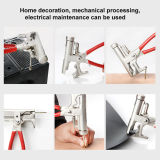 10 in 1 Multi-functional Hammer Screwdriver Nail Gun Pipe Pliers Wrench