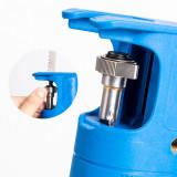Adaptador de acessório de serra alternativo, trocar a broca elétrica por serra alternativa para corte de madeira e metal