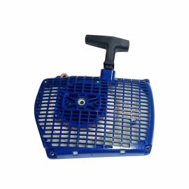 Blue Recoil Rewind Pull Start Starter compatível com motosserra Stihl MS880 088
