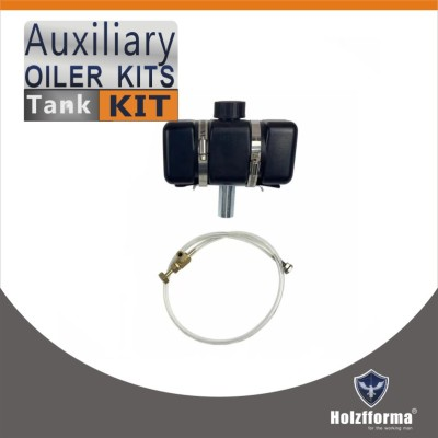 Auxiliary Oiler Oil Tank Kit with Hose for chain saw milling equipments and Chainsaw mill