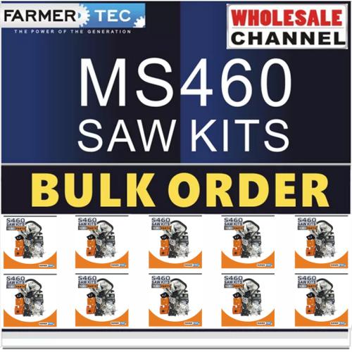 MS460 10 SAWKITS BULK ORDER(Minimum Order Quantity 10 Sets) Complete aftermarket repair kits For Stihl MS460 046
