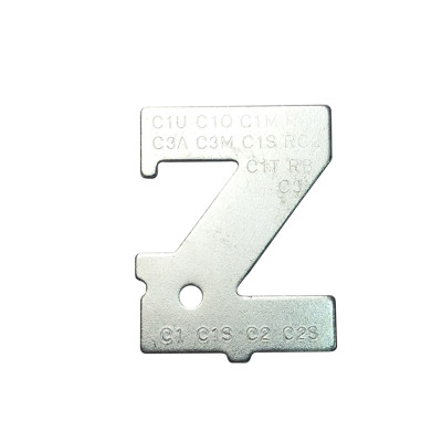 Carburetor Metering Lever Gauge Adjusterment Tool Compatible With Zama Carb