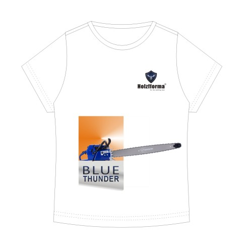 Holzfforma® White T-shirt (Size L, XL, XXL) For Fans