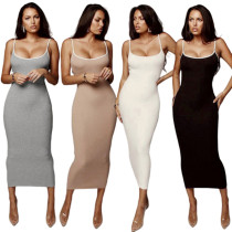 Summer Bodycon Long Maxi Dress 1735311