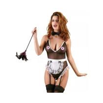 M-XL Sexy Maid Costume TCJ2065