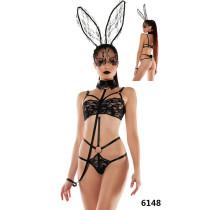 Cute Adult Women Bunny Costume 6148