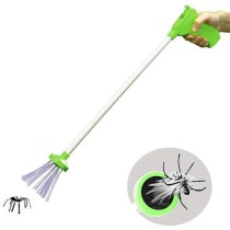 Critter Catcher Hand-Held Insect Catching Humane Friendly Trap Spider Roaches Scorpions Flies Crickets Druable Pest Control Tool
