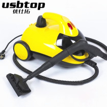 USBTOP BRAND 1500W 4.5bar Multifunction Canister-Type car steam cleaner with CE GS ROHS BSCI