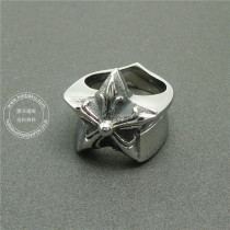 Ring-5679 14大人気 クロムハーツ リング FIVE-POINTED STAR Chrome Heasts Ring