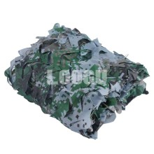 High Quality 210D Polyester Oxford 07 Woodland Digital Camouflage Net Many Sizes To Choose