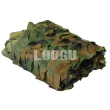 High Quality 210D Polyester Oxford 87 Woodland Camouflage Net Many Sizes To Choose