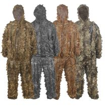 Pythons Grain Camouflage Ghillie Suit For Hunting, Wargames And Other Outdoor Activities