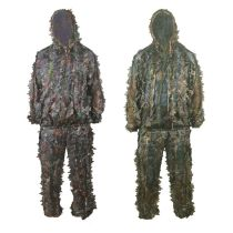 Bionic Camouflage Ghillie Suit For Hunting, Wargames And Other Outdoor Activities