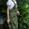Unisex Sleeveless Tactical Apron Pinafore Camouflage Technician Mechanic Aprons