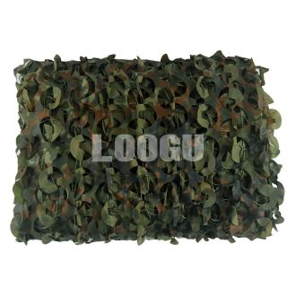 150D Polyester Oxford Germany Flecktarn Camo Netting Many Sizes To Choose