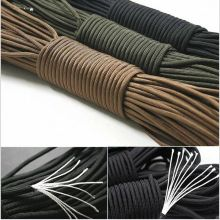 550lb Paracord / 9 Strand Nylon Parachute Cord-Survival Equipment for Climbing Camping Hunting Hiking Airsoft
